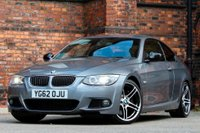 USED 2012 62 BMW 3 SERIES 3.0 335d Sport Plus DCT 2dr **NOW SOLD**