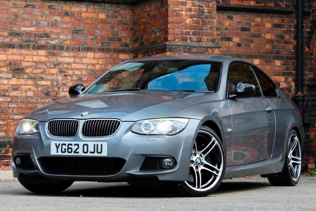 2012 62 BMW 3 SERIES 3.0 335d Sport Plus DCT 2dr