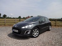 2013 PEUGEOT 308 1.6 HDI ACTIVE NAVIGATION VERSION 5d 92 BHP £5990.00