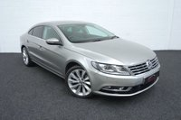 2014 VOLKSWAGEN CC 2.0 GT TDI BLUEMOTION TECHNOLOGY 4d 138 BHP £9995.00