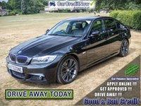 2011 BMW 3 SERIES 2.0 320D SPORT PLUS EDITION 4d 181 BHP £11995.00