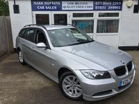 USED 2007 57 BMW 3 SERIES 2.0 320I SE 5d 148 BHP 37K FSH 2 OWNERS 6 SPD  HIGH SPEC MODEL EXCELLENT CONDITION