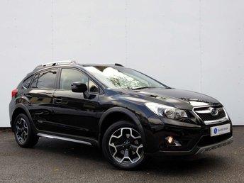 2014 SUBARU XV 2.0 I BLACK 5d AUTO 148 BHP £14995.00
