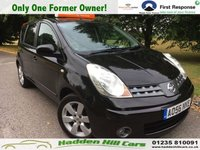 USED 2006 56 NISSAN NOTE 1.5 SVE DCI 5d 85 BHP Only 1 Former Owner!