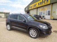 2015 VOLKSWAGEN TIGUAN 2.0 MATCH TDI BLUEMOTION TECHNOLOGY 5d 148 BHP £13995.00