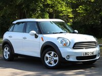 USED 2013 62 MINI COUNTRYMAN 1.6 COOPER 5d 122 BHP £182 PCM With £949 Deposit