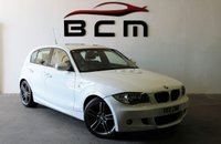 2011 BMW 1 SERIES 2.0 118D PERFORMANCE EDITION 5d 141 BHP £5785.00