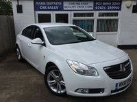 USED 2011 61 VAUXHALL INSIGNIA 2.0 SRI NAV CDTI 5d UNIQUE OPPORTUNITY JUST 6,697 MILES ONLY  ONE OWNER SHOWROOM CONDITION