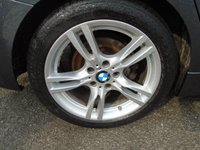 USED 2014 64 BMW 3 SERIES 2.0 320D M SPORT 4d 181 BHP