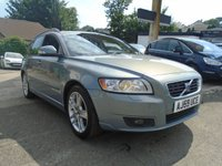 USED 2009 59 VOLVO V50 1.6 D DRIVE SE 5d 109 BHP