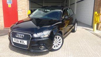 2011 AUDI A1 1.6 TDI SPORT 3d 103 BHP £5850.00