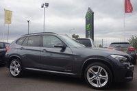 USED 2014 64 BMW X1 2.0 XDRIVE20D M SPORT 5d AUTO 181 BHP