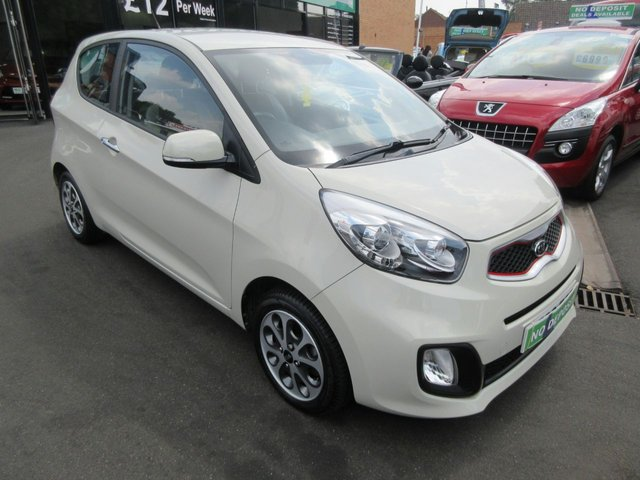USED 2012 62 KIA PICANTO 1.2 HALO 3d AUTO 84 BHP ** AUTOMATIC ** JUST ARRIVED ** 3 DOOR **