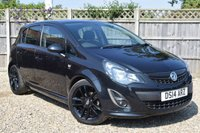 USED 2014 14 VAUXHALL CORSA 1.2 LIMITED EDITION CDTI ECOFLEX 5d 73 BHP Free 12  month warranty
