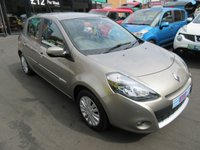USED 2012 62 RENAULT CLIO 1.5 EXPRESSION PLUS DCI 5d 88 BHP ***FINANCE AVAILABLE...TEST DRIVE TODAY***