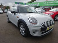 USED 2014 64 MINI HATCH COOPER 1.5 COOPER 3d 134 BHP **FULL SERVICE HISTORY** NO DEPOSIT FINANCE DEAL AVAILABLE...CALL 01543 877320 FOR MORE INFORMATION