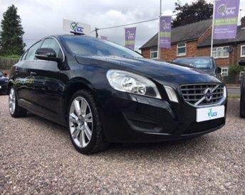 2012 VOLVO S60 2.4 D5 SE 4d AUTO 212 BHP £9995.00