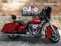 USED 2013 HARLEY-DAVIDSON TOURING FLHX STREET GLIDE 1690 12 Incredible Tourer + Very Clean