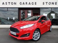 2013 FORD FIESTA 1.2 ZETEC 3d 81 BHP ** A/C * LOW TAX ** £5990.00
