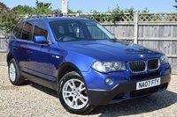 2007 BMW X3 2.0 D SE 5d 148 BHP £4999.00