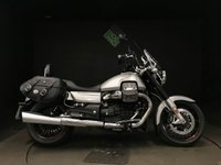 2013 MOTO GUZZI CALIFORNIA 1400 CUSTOM. 2013. FSH. 17K. LAFRANCONI EXHAUSTS. PANNIERS. SCREEN  £7999.00