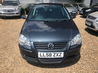 USED 2009 58 VOLKSWAGEN POLO 1.4 MATCH 5d 79 BHP