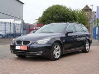 2008 BMW 5 SERIES 2.0 520D SE TOURING 5d £5495.00