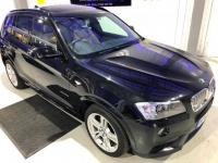 USED 2013 63 BMW X3 3.0 35d M Sport xDrive 5dr PANO ROOF! SAT NAV! FULL S/H!