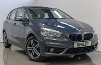 USED 2015 15 BMW 2 SERIES ACTIVE TOURER 2.0 220D XDRIVE SPORT ACTIVE TOURER 5d AUTO 188 BHP