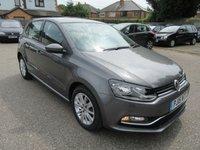 2015 VOLKSWAGEN POLO 1.2 SE TSI DSG 5d AUTO 89 BHP £11000.00