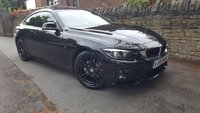 USED 2018 18 BMW 4 SERIES 2.0 420D M SPORT 2d AUTO