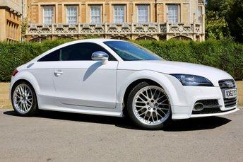 2012 AUDI TT 2.0 TTS TFSI QUATTRO 2d 268 BHP £16490.00