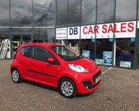USED 2014 63 PEUGEOT 107 1.0 ACTIVE 3d 68 BHP NO DEPOSIT AVAILABLE, DRIVE AWAY TODAY!!