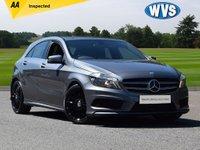 2015 MERCEDES-BENZ A CLASS 1.5 A180 CDI BLUEEFFICIENCY AMG SPORT 5d 109 BHP £14499.00