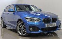 2015 BMW 1 SERIES 2.0 120D XDRIVE M SPORT 5d AUTO 188 BHP £16990.00