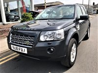 USED 2010 10 LAND ROVER FREELANDER 2.2 TD4 E GS 5d 159 BHP