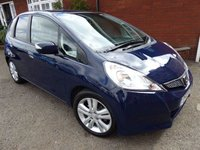 2013 HONDA JAZZ 1.3 I-VTEC ES PLUS 5d 99 BHP 1 Owner With Honda Service History £5625.00