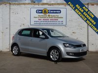 USED 2011 61 VOLKSWAGEN POLO 1.4 MATCH DSG 5d AUTO 83 BHP Full Service History Sensors AC 0% Deposit Finance Available