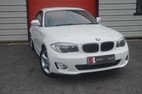 USED 2011 11 BMW 1 SERIES 2.0 120D SE 2d 175 BHP