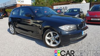 View our 2011 11 BMW 1 SERIES 2.0 116D SPORT 3d 114 BHP