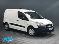 USED 2016 16 PEUGEOT PARTNER 1.6 HDI PROFESSIONAL * 0% Deposit Finance Available