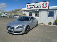 USED 2006 56 AUDI TT 2.0 TFSI  200 BHP £33 PER WEEK, NO DEPOSIT - SEE FINANCE LINK