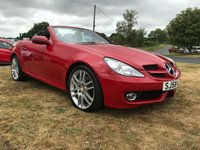 2008 MERCEDES-BENZ SLK 3.0 SLK280  high spec must be viewed  £6995.00