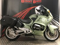 USED 2000 X BMW R1100 1100cc R 1100 RT