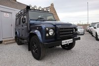 USED 2007 07 LAND ROVER DEFENDER 110 XS Station Wagon 2.4 TDCI 5dr ( 122 bhp ) Big Spec No VAT Outstanding Condition Throughout Many Extras