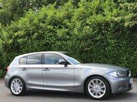 2010 BMW 1 SERIES 2.0 118D M SPORT 5d AUTO 141 BHP £7850.00