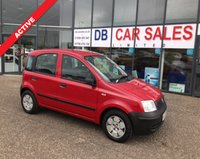 USED 2008 08 FIAT PANDA 1.1 ACTIVE 5d 54 BHP NO DEPOSIT AVAILABLE, DRIVE AWAY TODAY!!