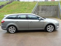 USED 2007 57 FORD MONDEO 2.0 TITANIUM X TDCI 5d 140 BHP HEATED SEATS* CRUISE CONTROL* SERVICE HISTORY*