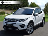 USED 2016 16 LAND ROVER DISCOVERY SPORT 2.0 TD4 HSE 5d AUTO 180 BHP 2017 MODEL YEAR VAT QUALIFYING