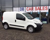 USED 2011 11 FIAT FIORINO 1.2 16V MULTIJET 1d 95 BHP NO DEPOSIT AVAILABLE, DRIVE AWAY TODAY!!